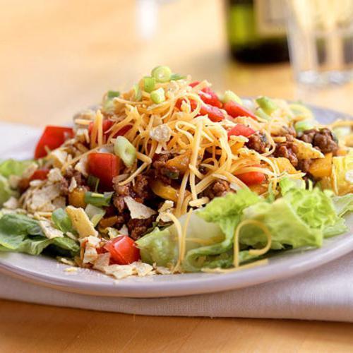 quick hand salad recipes
