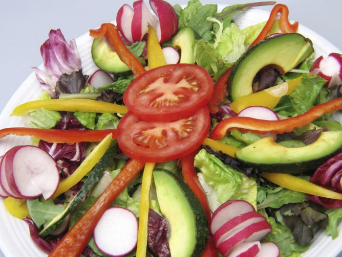 quick and easy salads recipes