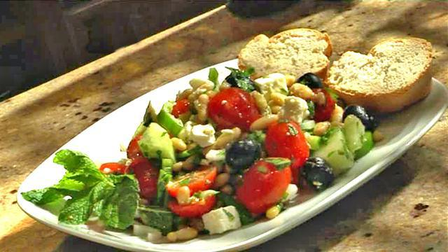 salads quick and easy recipes