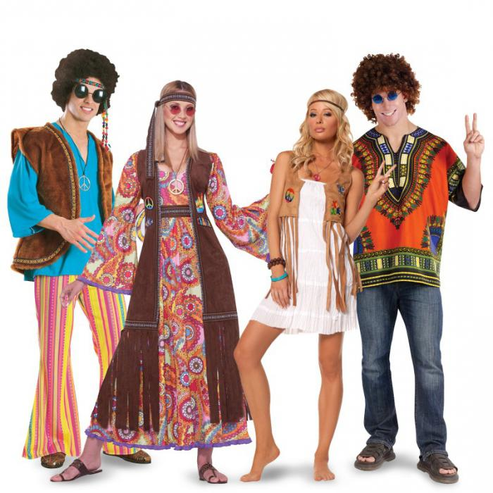 вечеринка в стиле хиппи фото что одеть впечатление