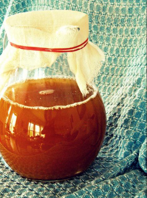 приготовить яблочный сидр в домашних условиях из сока