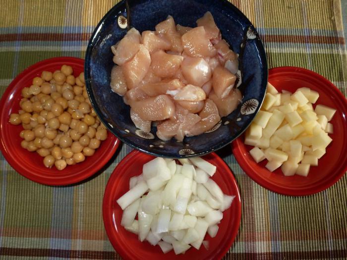 Рецепт тушеной картошки с овощами фото