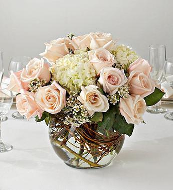 fresh flowers for the wedding