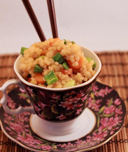 super rice diet