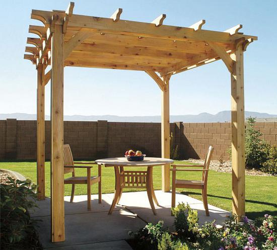 pergola do it yourself