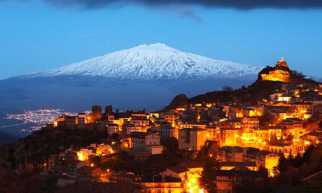 Holiday in Sicily in October