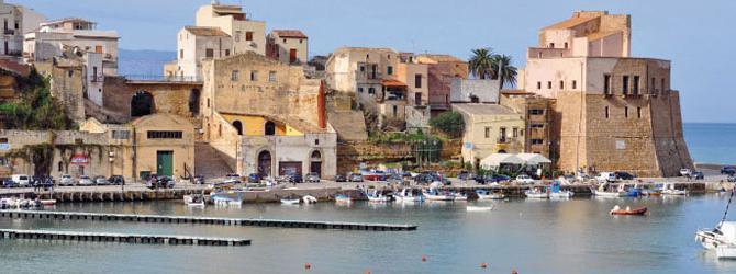 Sicily beach holiday