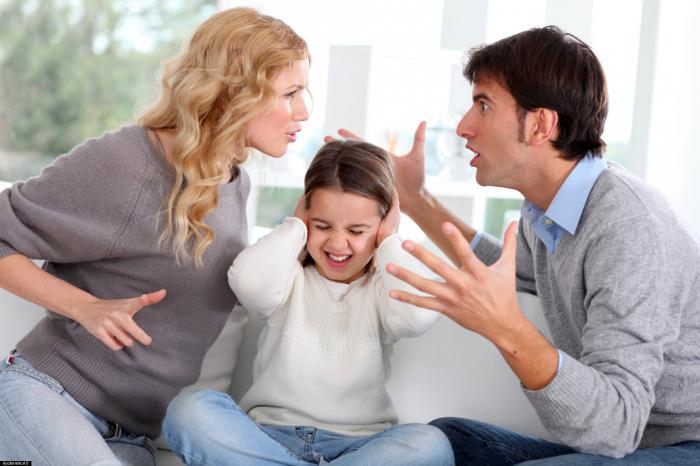 развод если есть ребенок