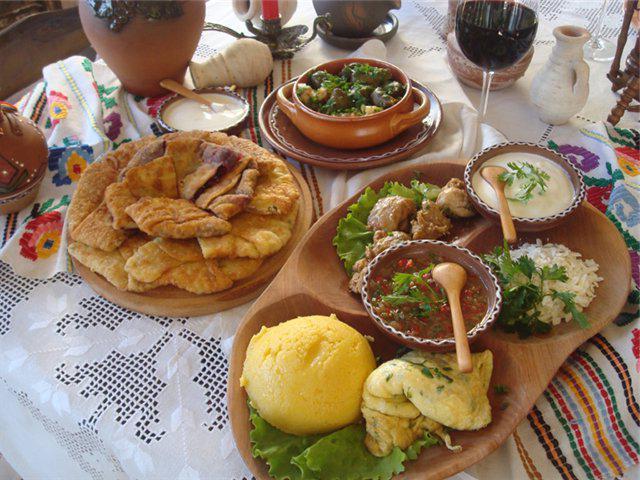 молдавские блюда