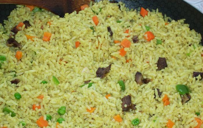 Рецепт блюд из мяса на сковороде