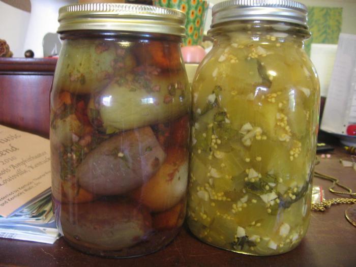 свежие баклажаны на зиму рецепты с фото