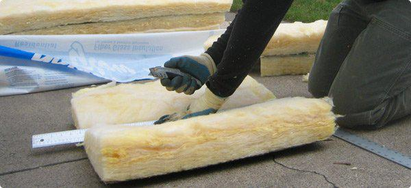 wall insulation outside mineral wool
