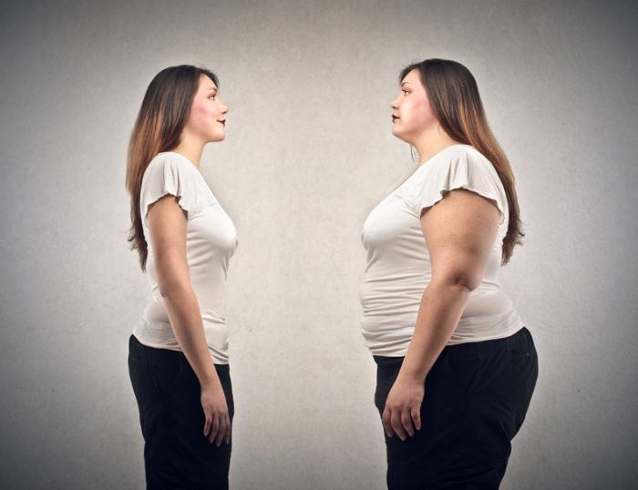 как сильно похудеть за 2 недели