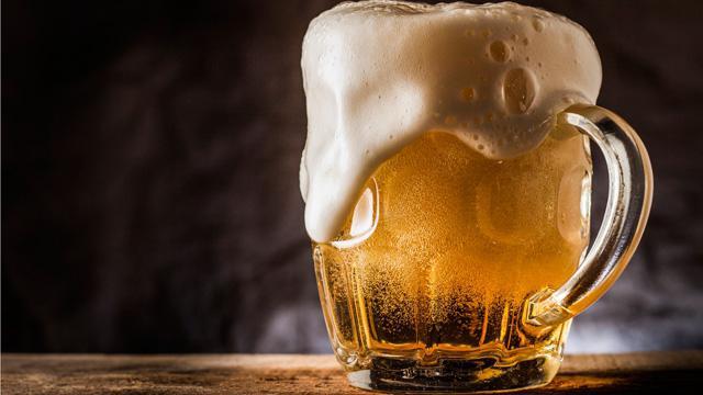 пиво польза