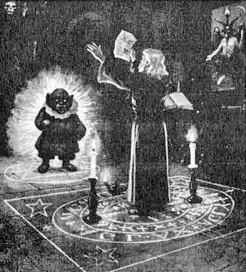 Как вселить в себя демона с помощью заклинания