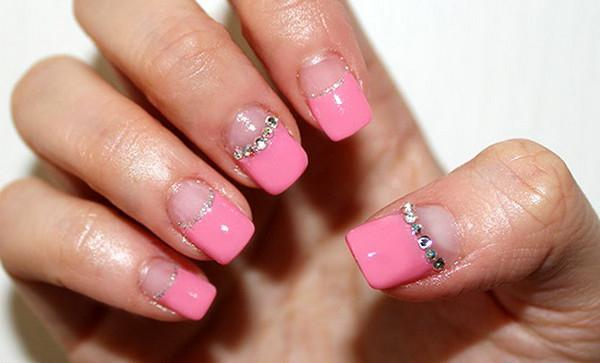manicure gel coating