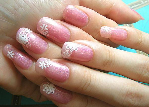 manicure gel nails
