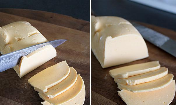 изготовление домашнего сыра из творога