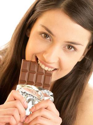 шоколадная диета для сладкоежек