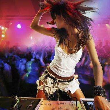 как танцевать на дискотеке девушк