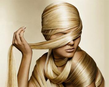 Hair lamination photo
