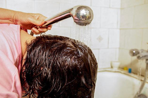 Как смыть хну с волос в домашних условиях отзывы