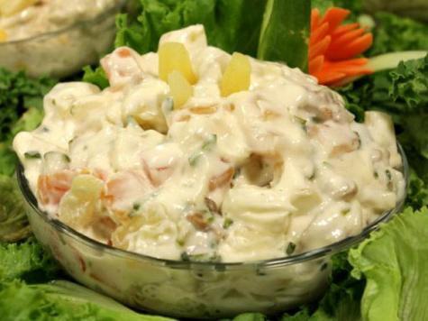 delicious birthday salads