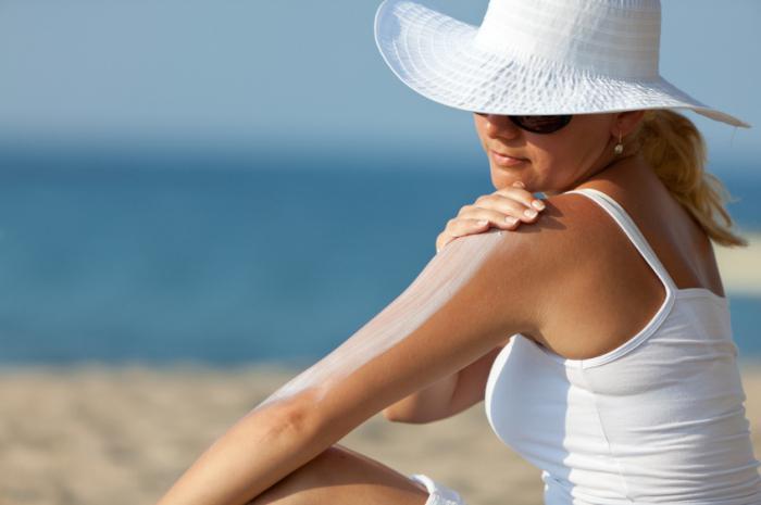 Аллергия на солнце: лечение
