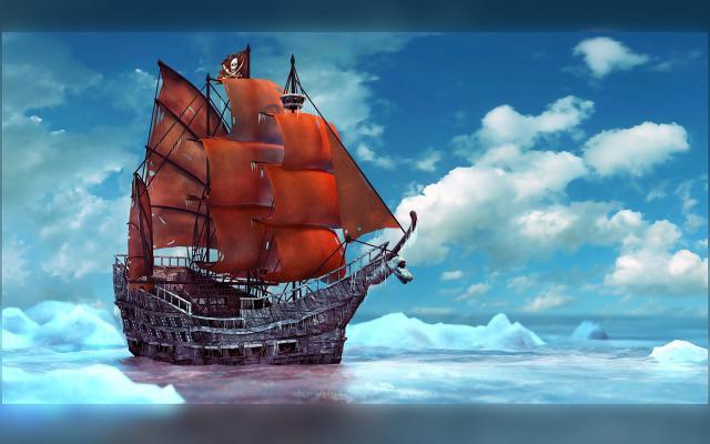 К чему снится корабль в небе