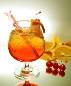cocktail gin vodka