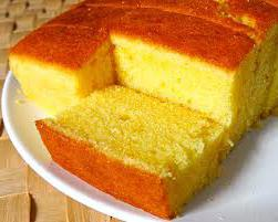 Orange cake in a slow cooker