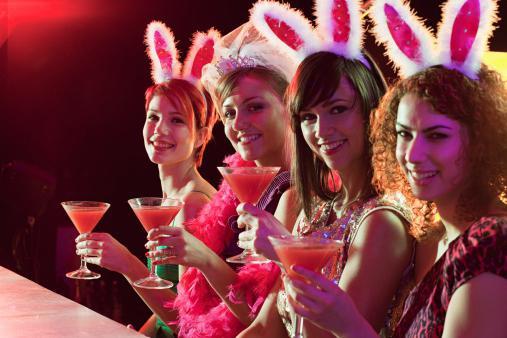 Конкурсы американских вечеринок