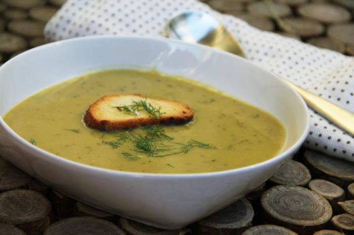 Как варить гороховый суп пюре