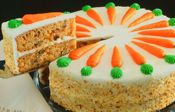 Торт морковный рецепт