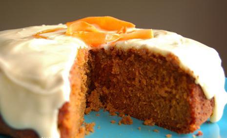 морковный торт от юлии высоцкой