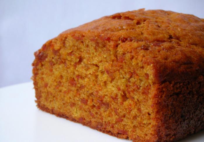 Как испечь морковный торт рецепт с фото