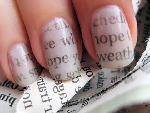 дизайн ногтей своими руками в домашних условиях