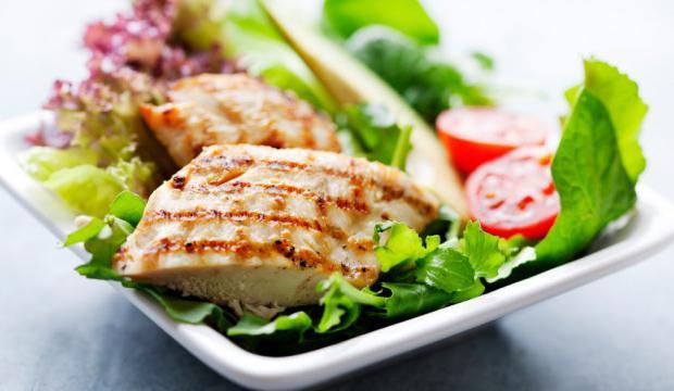 блюда для похудения рецепты с фото ккал