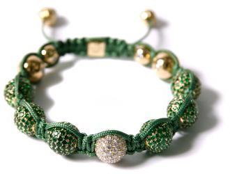 Shambala bracelet photo