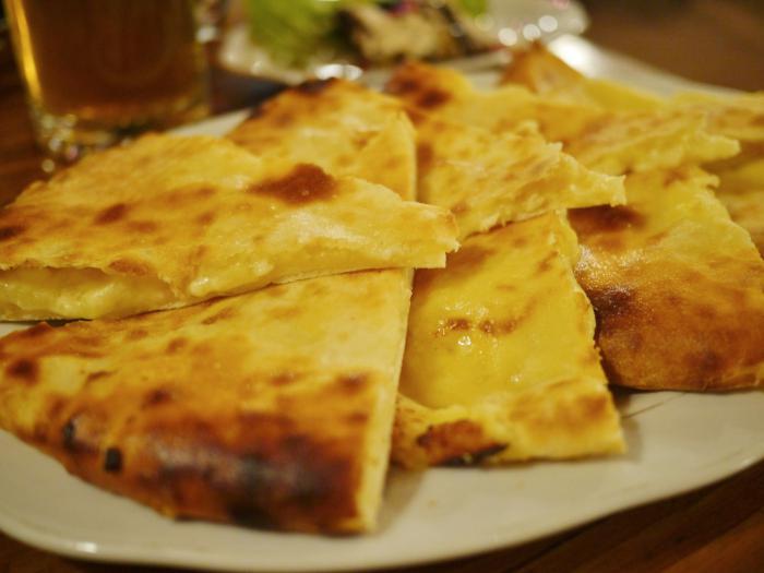 осетинские блюда рецепты с фото берег химок
