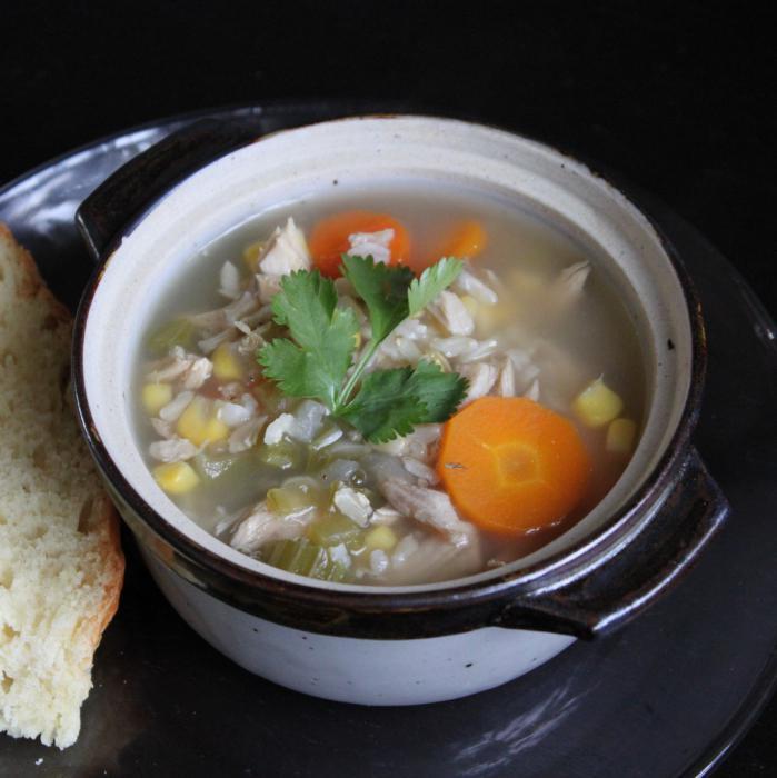 рецепт супа с фрикадельками из фарша и томатной пастой