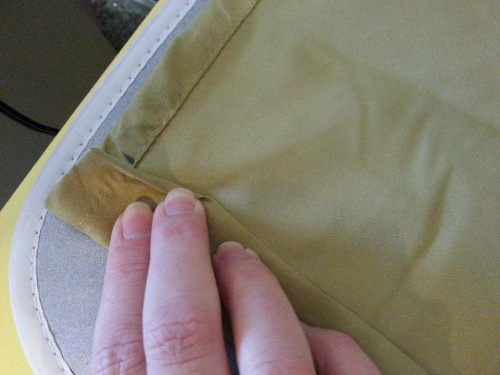 Как сшить простынь на резинке: пошаговая инструкция