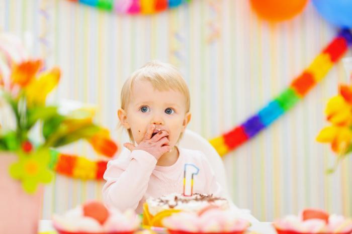 Подарок малышу на день рождения