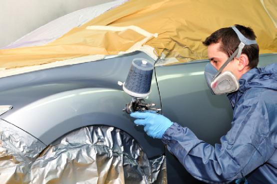 Как подготовить авто для покраски