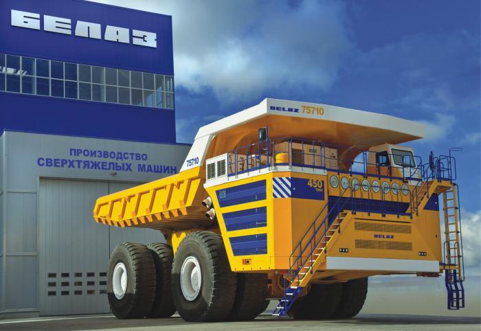 Самые большие БелАЗы в мире