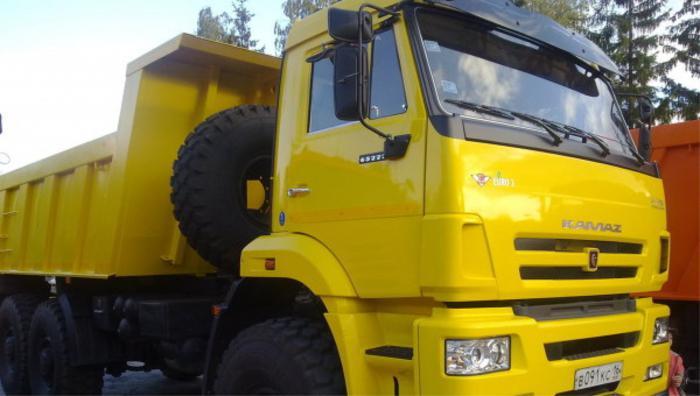Марки грузовых машин