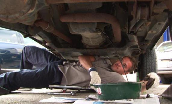 когда менять масло в двигателе