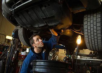 давление масло в двигателе