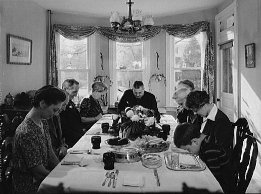 Thanksgiving Americans