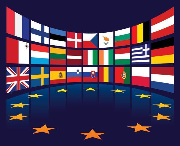 Европа входит в россию